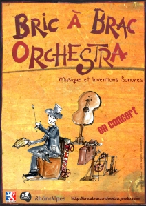 BricAbrac Orchestra - Visuel
